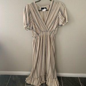 Hatch Maternity Dress